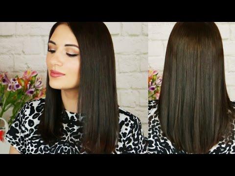 Солевой пилинг для волос | Жирная кожа головы | Уход за волосами | Dasha Voice
