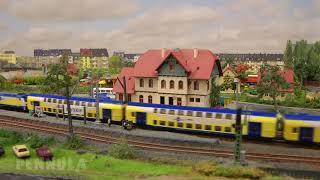 """Modelleisenbahn in Spur Z """"Lübeck Buntekuh"""" Eisenbahnfreunde Bad Schwartau"""