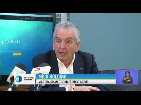 BAHAMAS STRIPING GROUP SELECTS THREE COMPANIES TO FUND WITH THE INVESTMENT GROUP