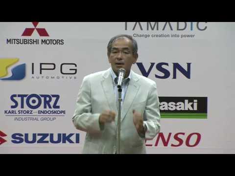 2016 Student Formula Japan Award Ceremony