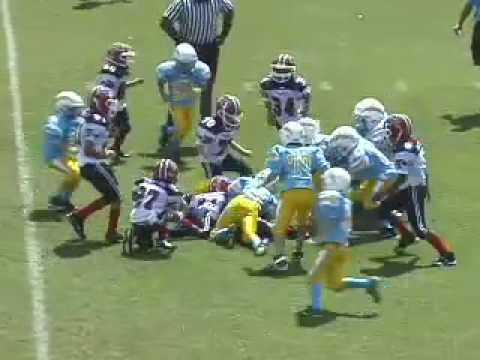 Youth football league videography sample for Immaginé Productions, FL