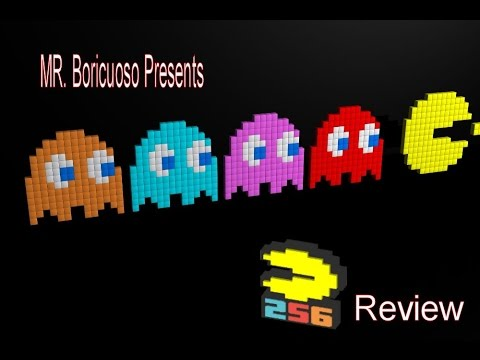 Pac-Man 256 Ps4 Review - Too Many Ghosts