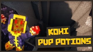 Minecraft - PvP Potions - No Pot Heal Challenge - Kohi [3]