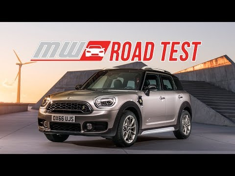 2018 Mini Cooper S E Countryman ALL4 | Road Test