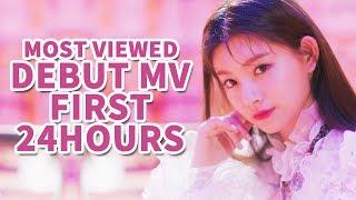 Top 10 Most Viewed K Pop Group Debut Mv