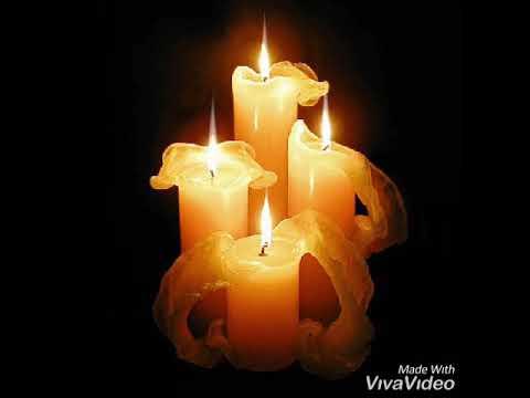 4 свечи... ❤(3AHO3KA)