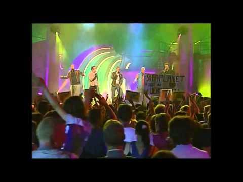 Westlife - Uptown Girl with Lyrics (Live)