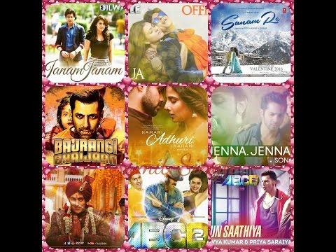 Top 10 Hindi Songs(Bollywood) December...