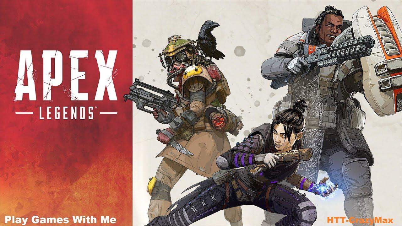 Hướng dẫn tải cài đặt APEX LEGENDS trên PC * Play games with HTT-CrazyMax