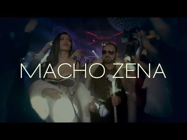 Mile Kitic - Macho zena - (OFFICIAL VIDEO 2018)