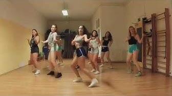 Ella quiere hmm haaa hmm by Mishelle Master Boys // Latin Twerk Choreography