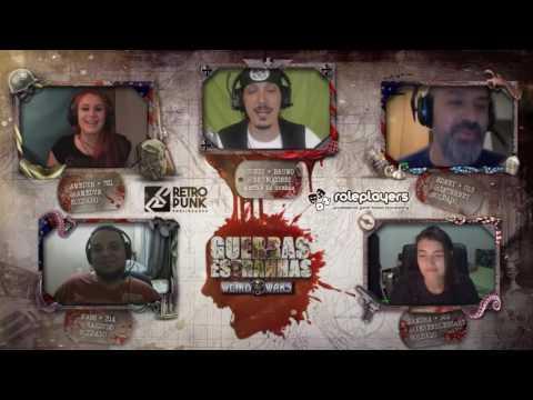 Guerras Estranhas RPG - EP1 - Savage Worlds - Weird War II