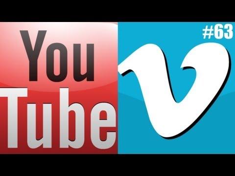 Ютуб или Вимео? [YouTube vs. Vimeo]