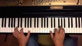 Tutorial piano y voz Tu nombre me sabe a hierba (Joan Manuel Serrat)