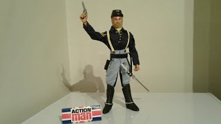 Vintage ACTION MAN ☆7TH CAVALRY☆ uniform 1977 - 78 (mini review)