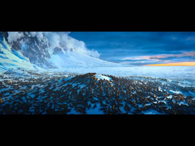 Делай ноги 2 (Happy Feet Two) — Дублированный трейлер