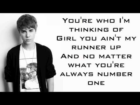 Justin Bieber - Favorite Girl - Lyrics