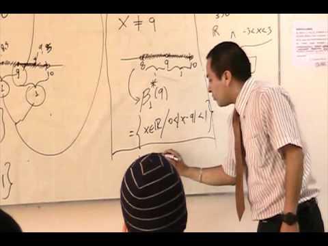 """limites de una función real (clase """"completa"""")"""