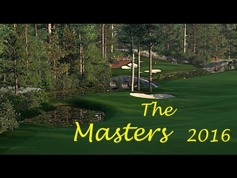 The Golf Club - The Masters - Magnolia National (Augusta) Up