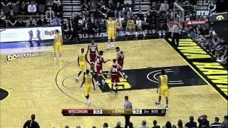 Khalil Iverson Windmill Dunk vs. Iowa
