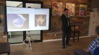 Weekly Startup Meetup: Matt Monihan @RJMetrics