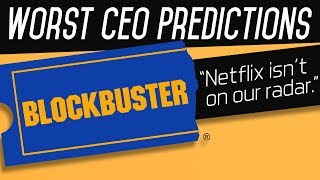 Worst Tech Predictions | 6 CEOs Who Got it VERY Wrong