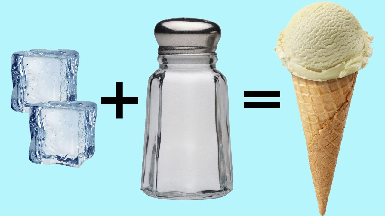 4 Edible Science Experiments - YouTube