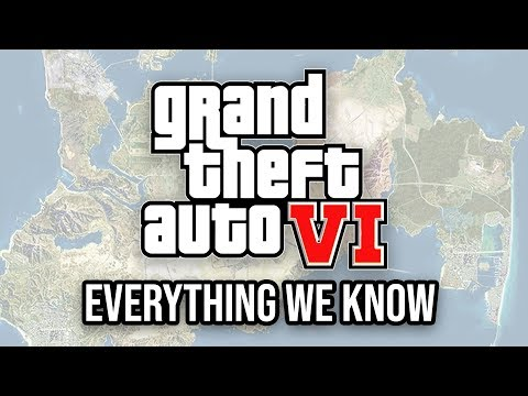 GTA 6 - EVERYTHING We Know About GTA 6 So Far