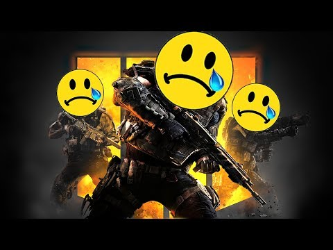 Black Ops 4 Is a NIGHTMARE... Right now.