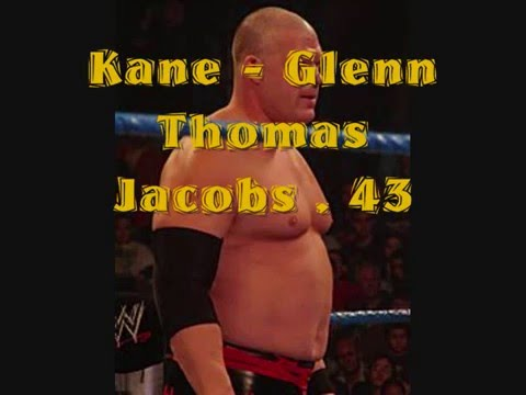 wwe wrestlers real names