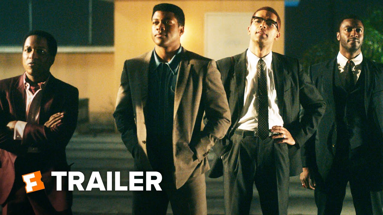 One Night in Miami Trailer #1 (2020)   Movieclips Trailers