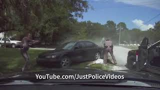 Florida Highway Patrol  Police Chase