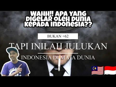 BUKAN +62,tapi inilah julukan Indonesia