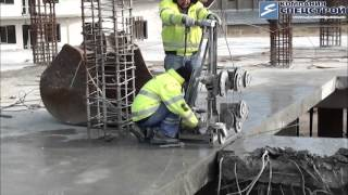 Алмазная резка бетона. Канатная резка(, 2014-01-21T15:32:34.000Z)