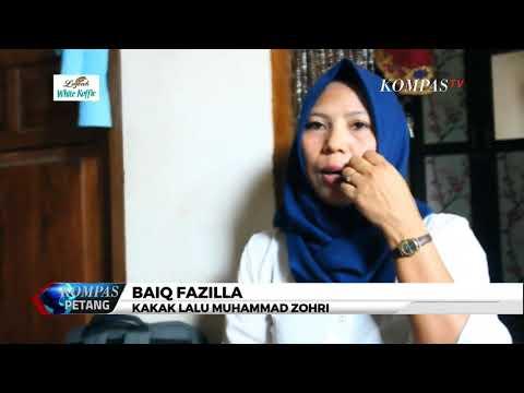 Keluarga Bersiap Menyambut Zohri di Jakarta