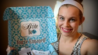 The Bride Box {Unboxing}