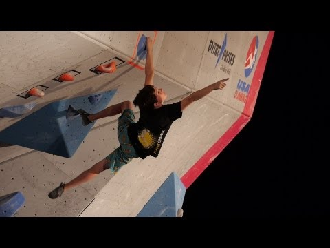 ABS 14 Youth Nationals Bouldering Semi Finals