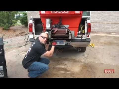 How To Remove And Install A Boss Pintle Chain Youtube
