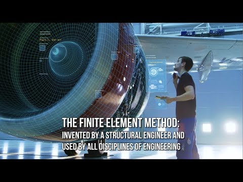 A Structural Engineer's Invention: The Finite Element Method