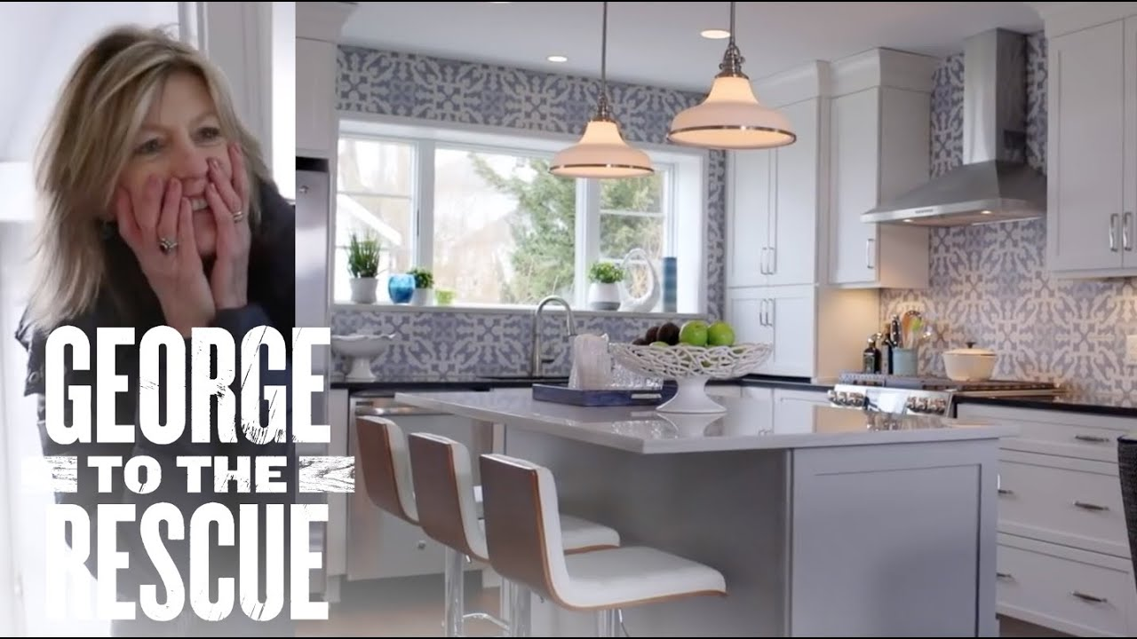 Top Renovated Kitchens - Functional & Modern Designs | George to the Rescue