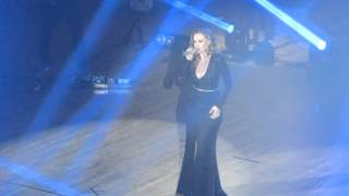 Группа НеАнгелы. Виктория в конце песни роняет микрофон. (24.03.2016)