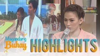 Magandang Buhay: Alex shares her unforgettable moment inside PBB House