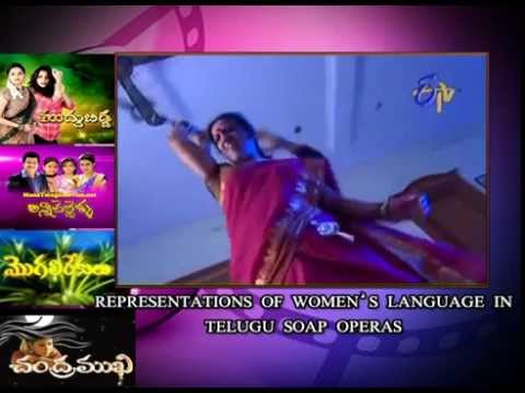 Women's Language in telugu Soap operas