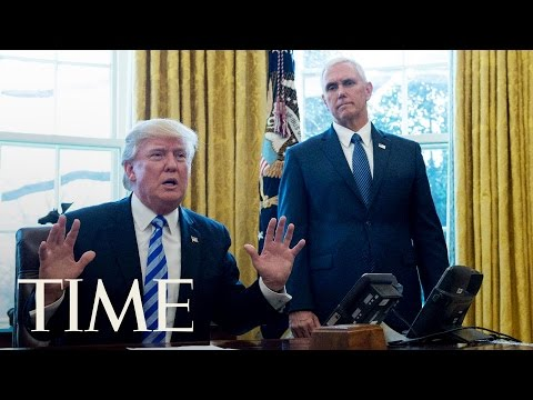 President Trump: It's The Democrats' Fault The Health Care Bill Failed | TIME