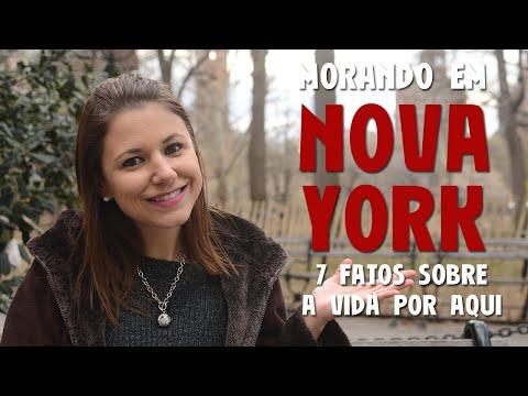 Morando em Nova York - 7 fatos sobre a vida por aqui!