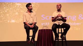 Q&A with Robert Stone and Michael Shellenberger at Texas A&M University