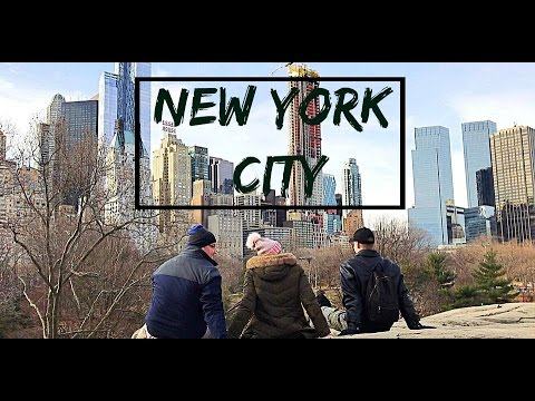 New York City Travel Guide // January 14th, 2017