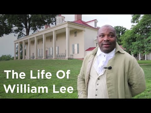 George Washington's Enslaved Valet: William Lee