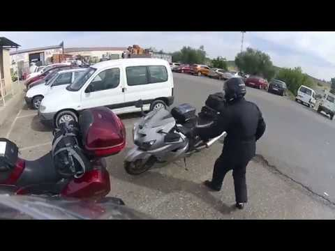 Europe Motorcycle Tour 2017 - Spain - Gibraltar - Portugal Ep 4