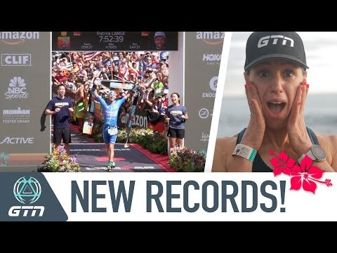 Sub-8 Smashed - NEW Ironman World Championship Record!